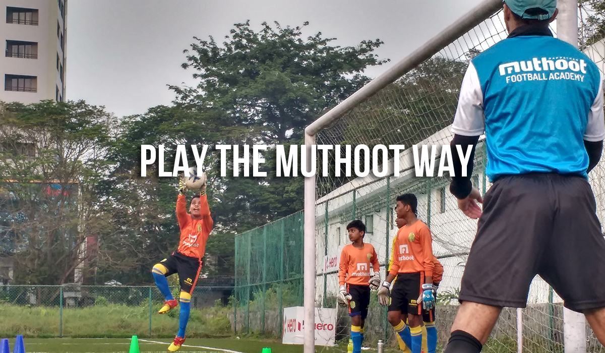 Welcome to Muthoot Pappachan Football School